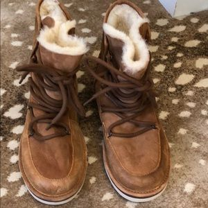Ugg Lodge Waterproof Boots